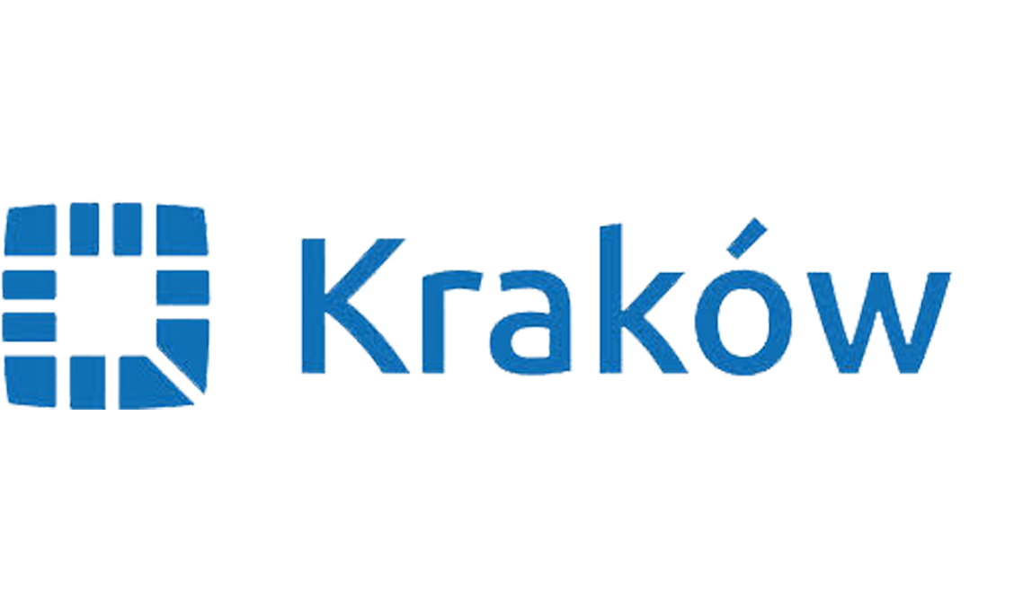 City of Krakow logo. Link open in a new tab.