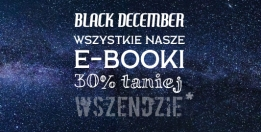 Black December - promotion for e-books from the ICC offer