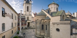 Armenian Cathedral in Lviv and its creators  02/10/2019