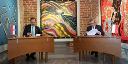Signing of cultural cooperation programme between Poland and Croatia 1/07/2020