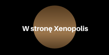 Banner At a distance: Towards Xenopolis
