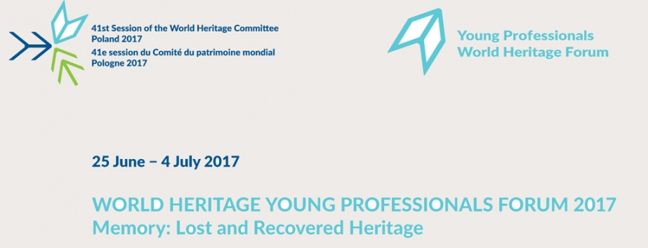 World Heritage Young Professionals Forum