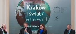 Kraków and the World. Interactive reportage
