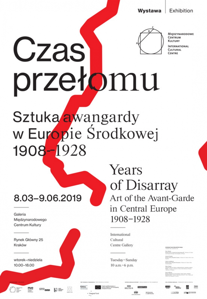 <i>Years of Disarray. Art of the Avant-Garde in Central Europe 1908-1928</i>